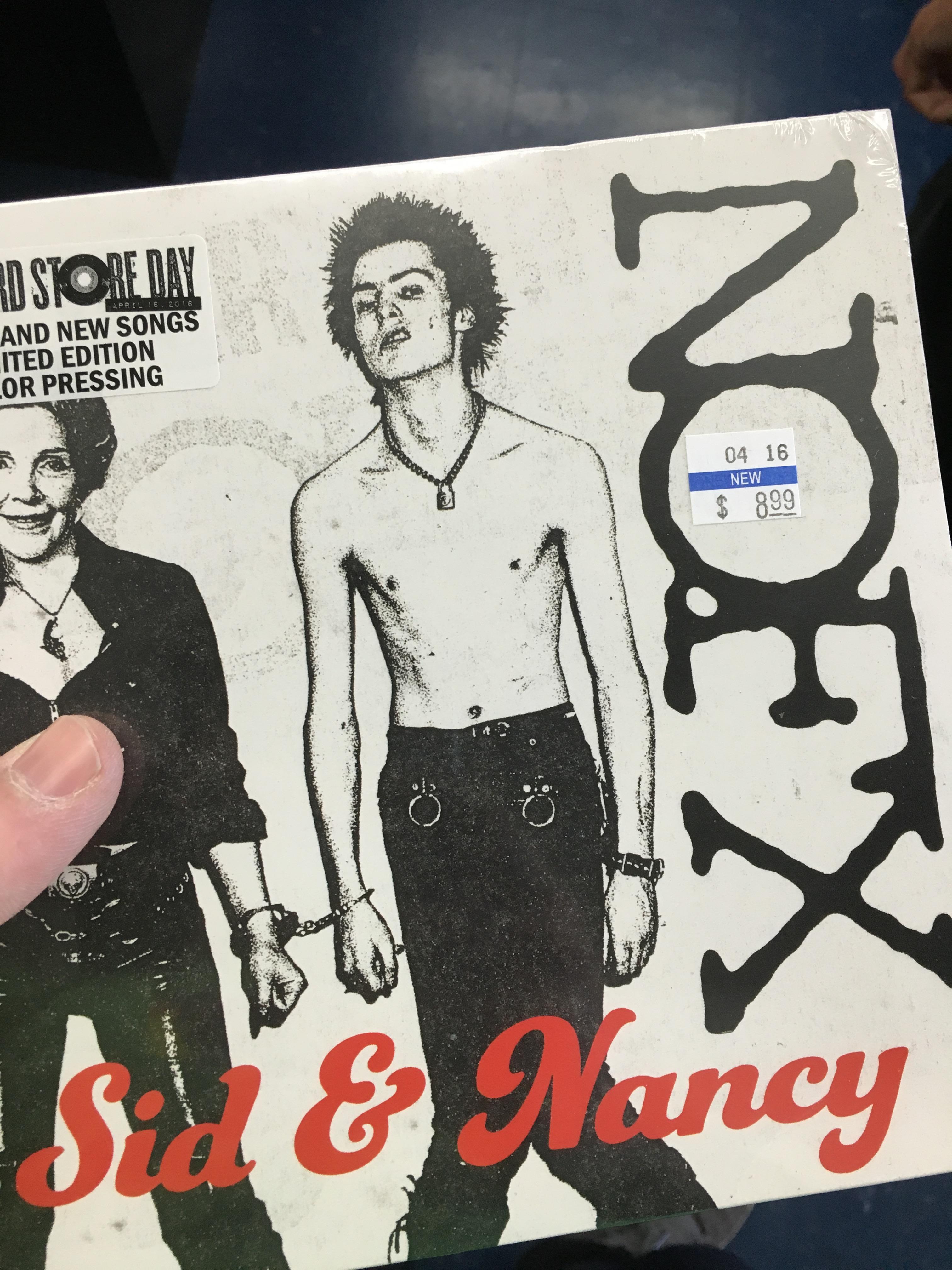 My Day of NOFX in LA 41616   Album on Imgur 3024x4032