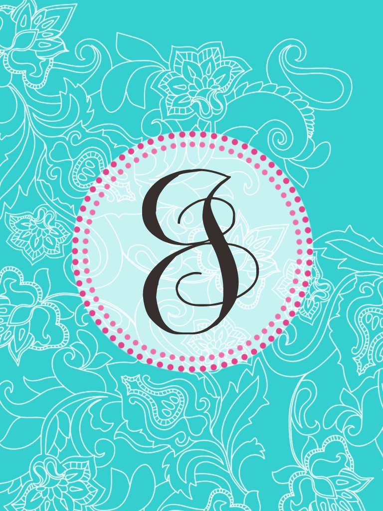 the pink elephant MONOGRAM MADNESS 768x1024