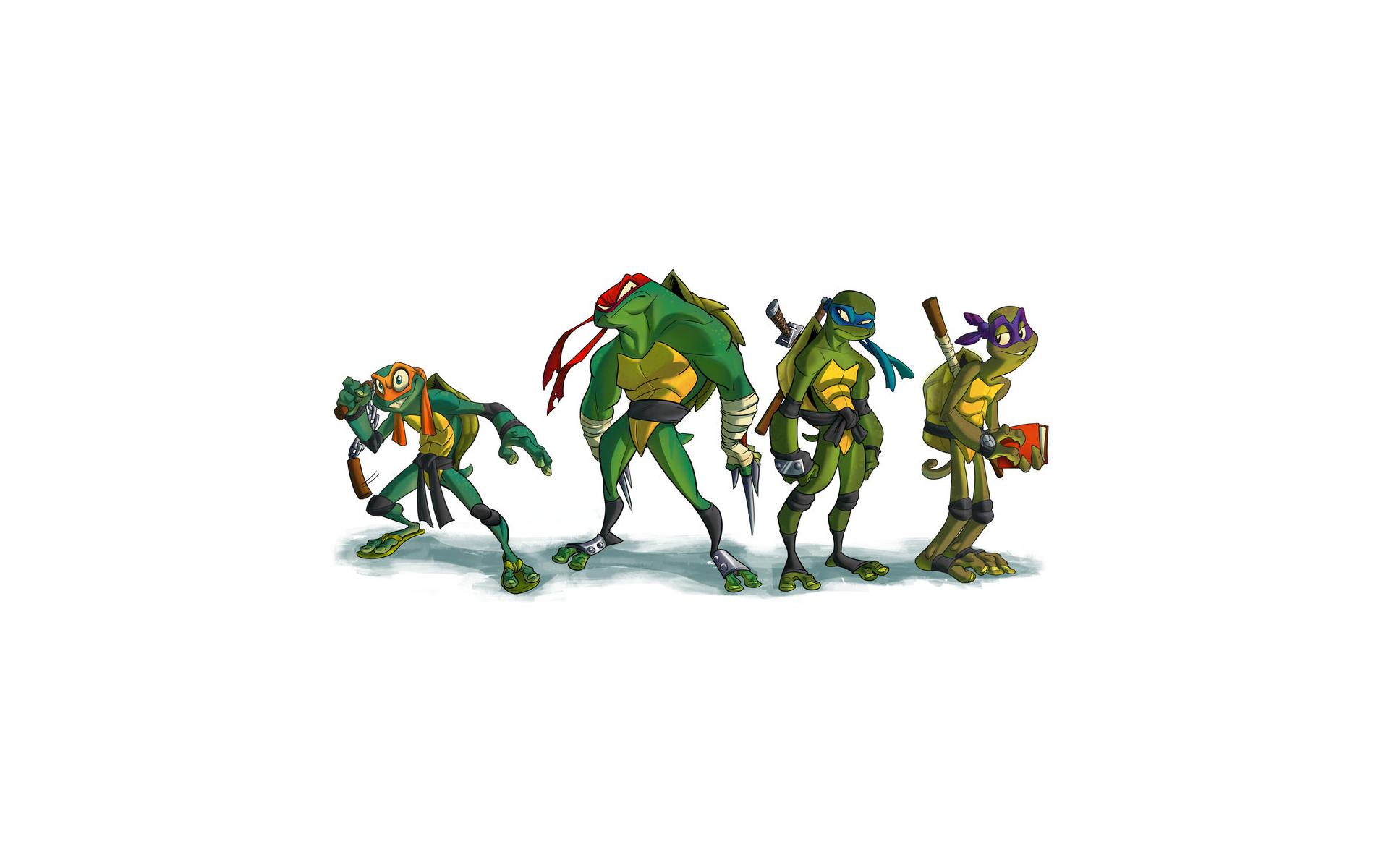teenage mutant ninja turtles 2019