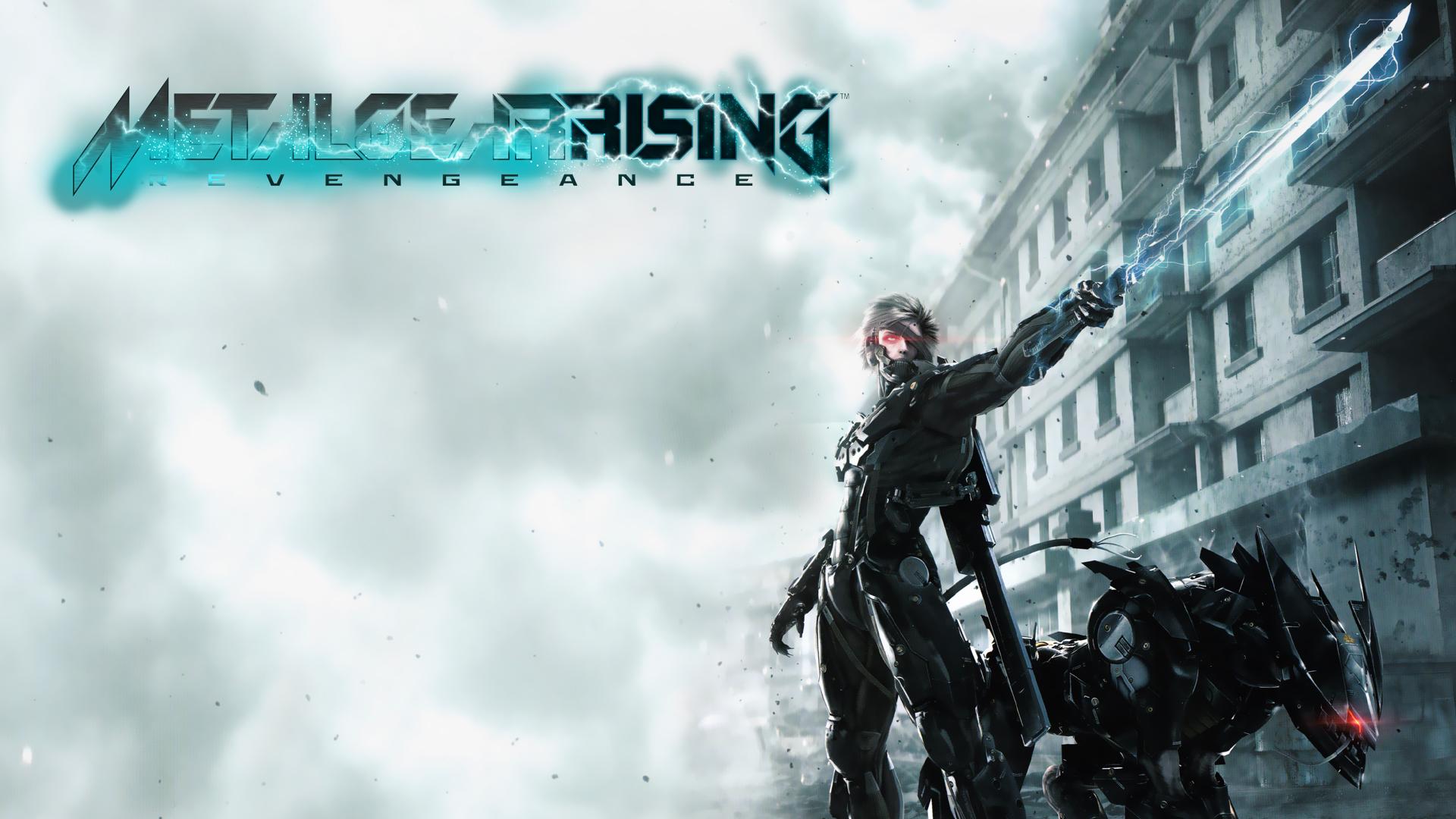 Mgs Rising Wallpaper