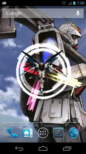 Download M S Gundam Live Wallpaper for Android   Appszoom 288x512