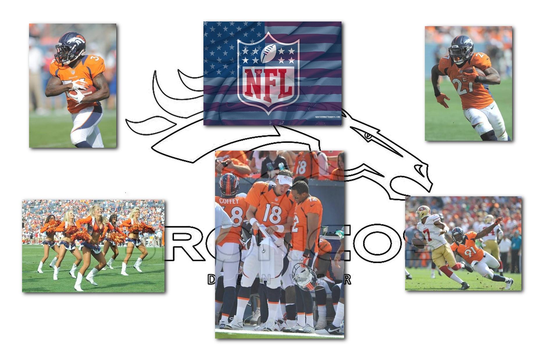 Pin 1920x1200 Denver Broncos Wallpaper Wallpapers Download on 1920x1200