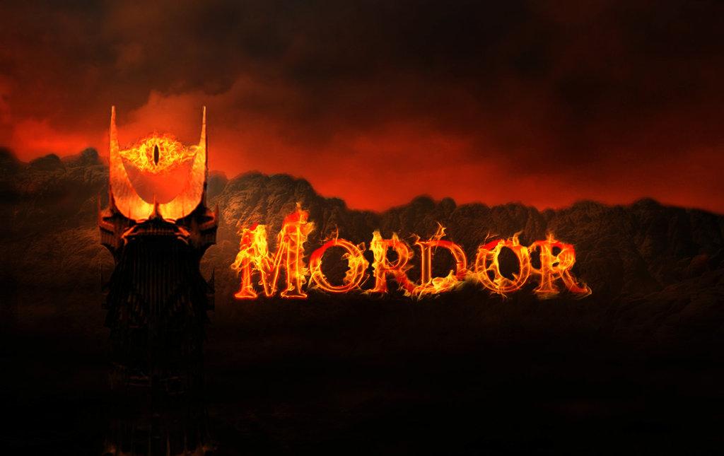 Mordor Wallpapers Wallpapersafari