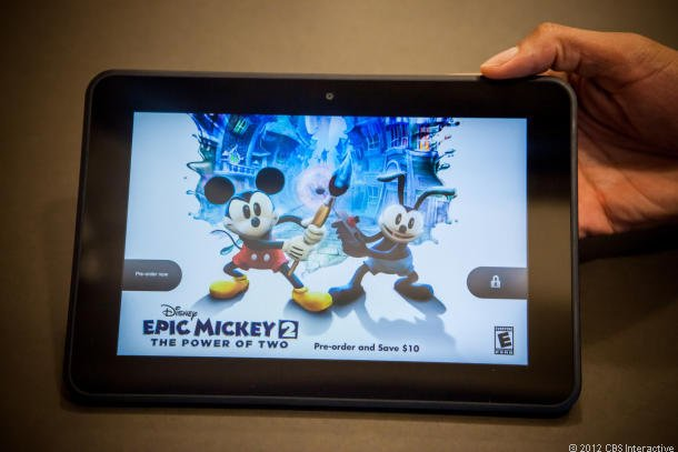 Amazon Kindle Fire HD 89 review The best Kindle Fire yet 610x407