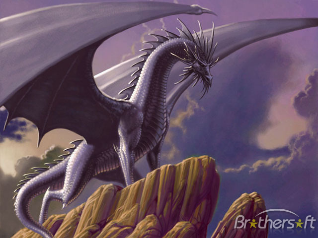 Dragons Screensaver Legendary Dragons Screensaver 10 Download 640x480