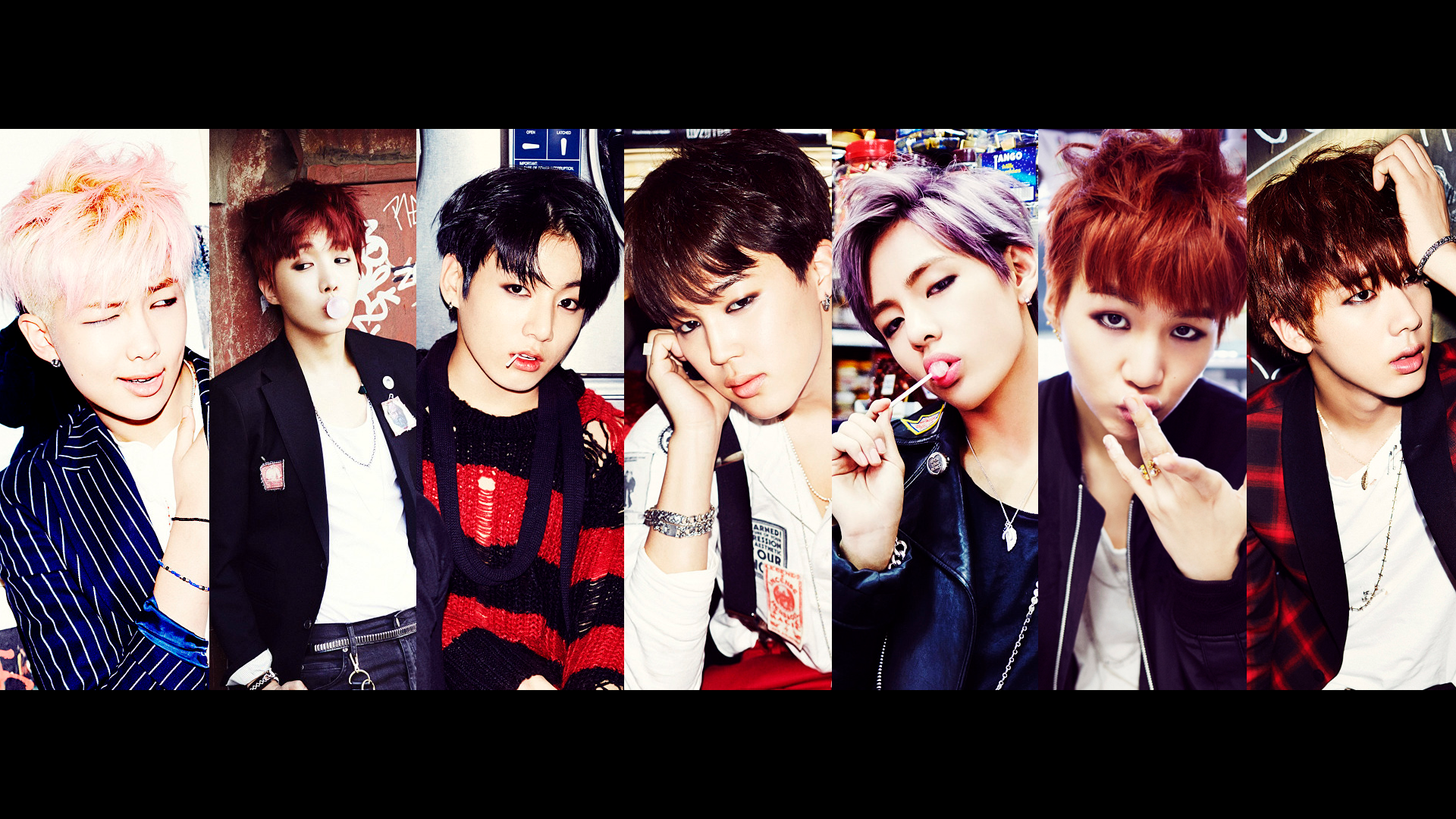 BTS Wallpapers High Quality Download 1920x1080
