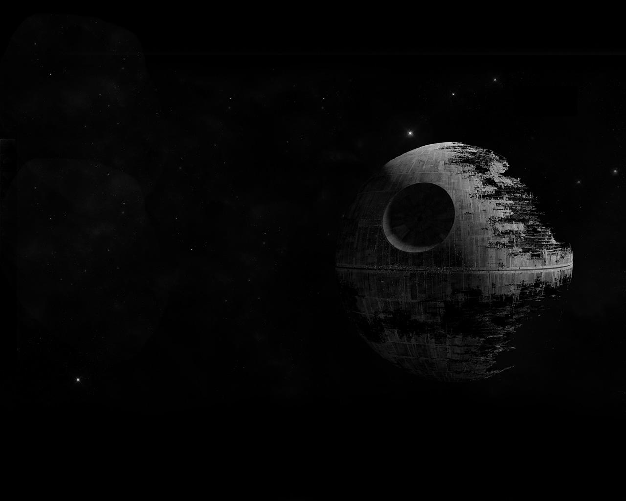 Death Star Star Wars Wallpaper 1280x1024