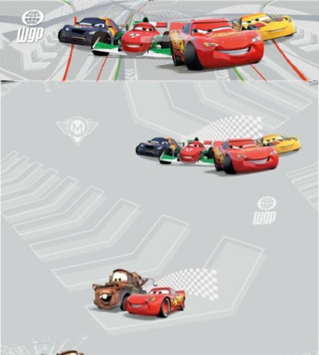 Disney Cars Wallpaper Border Wallpapersafari