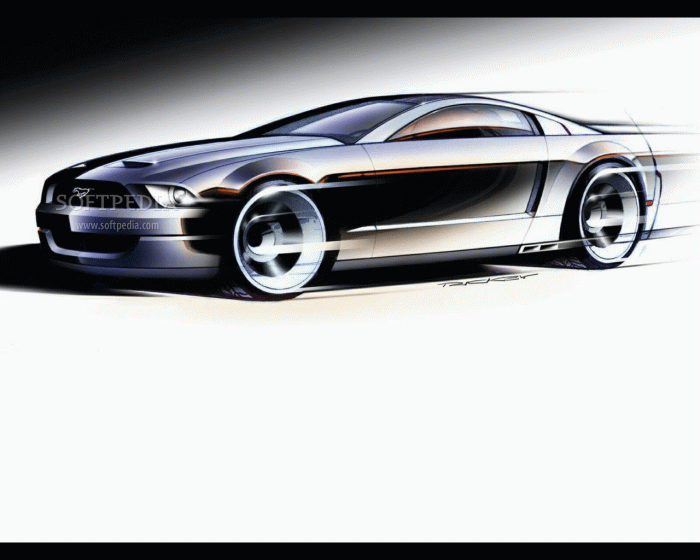 autofansus201007172004 ford mustang gt r concept up for auction 700x560