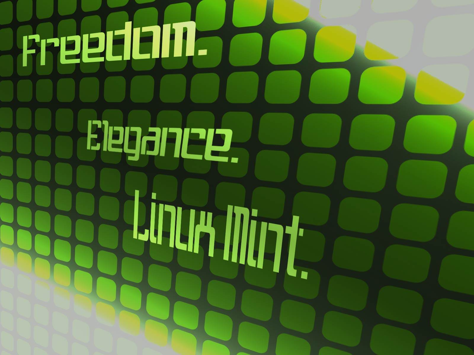 Wallpapers Backgrounds   Linux Mint Abstract Desktop Background 1600x1200