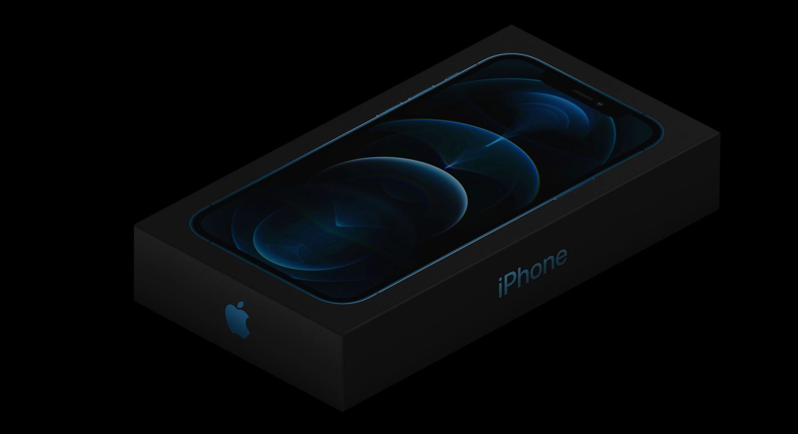 Download Apples iPhone 12 and iPhone 12 Pro wallpapers   9to5Mac 1600x871