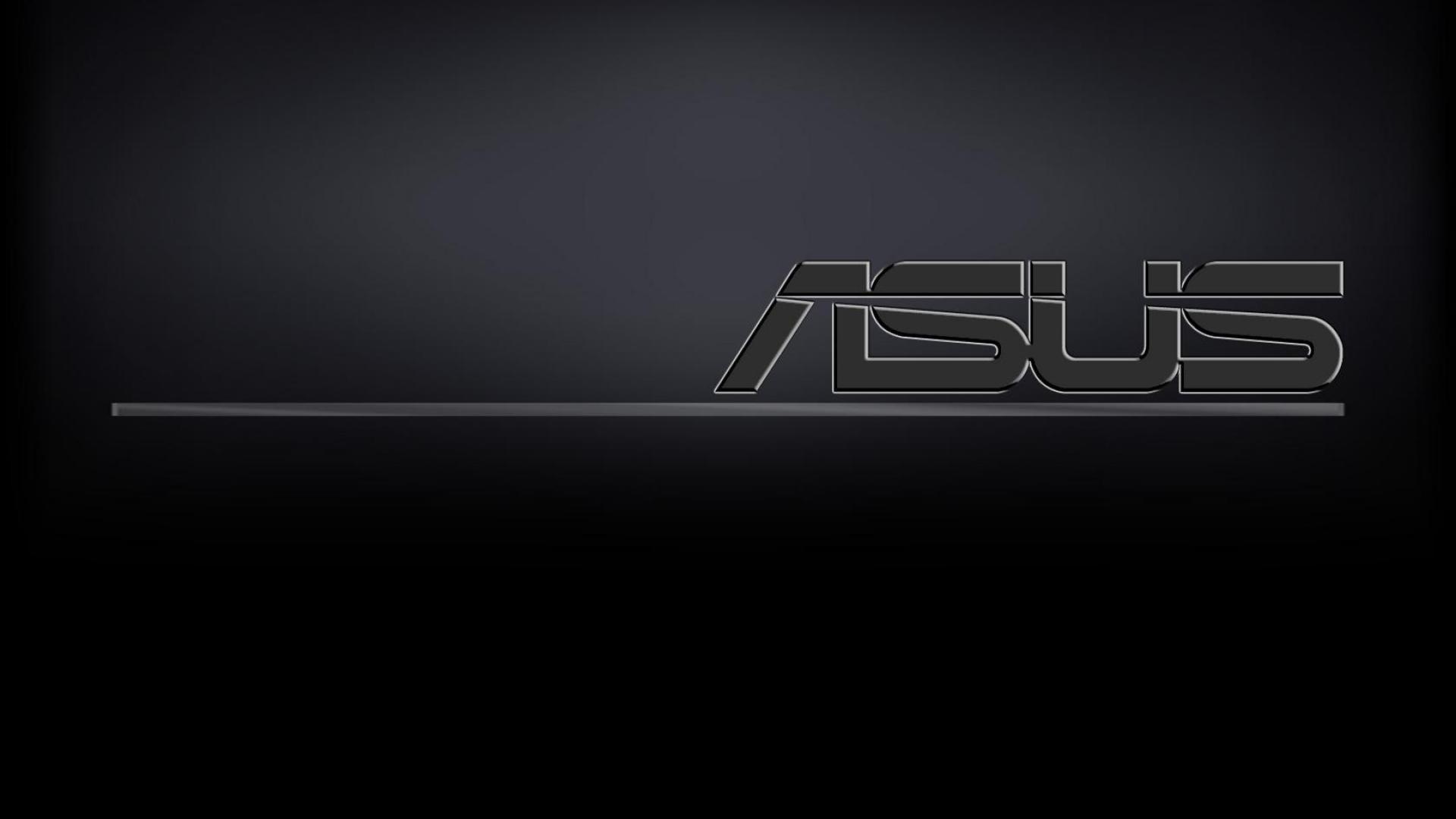 Asus Black Wallpaper: ASUS Wallpaper Widescreen 1366x768