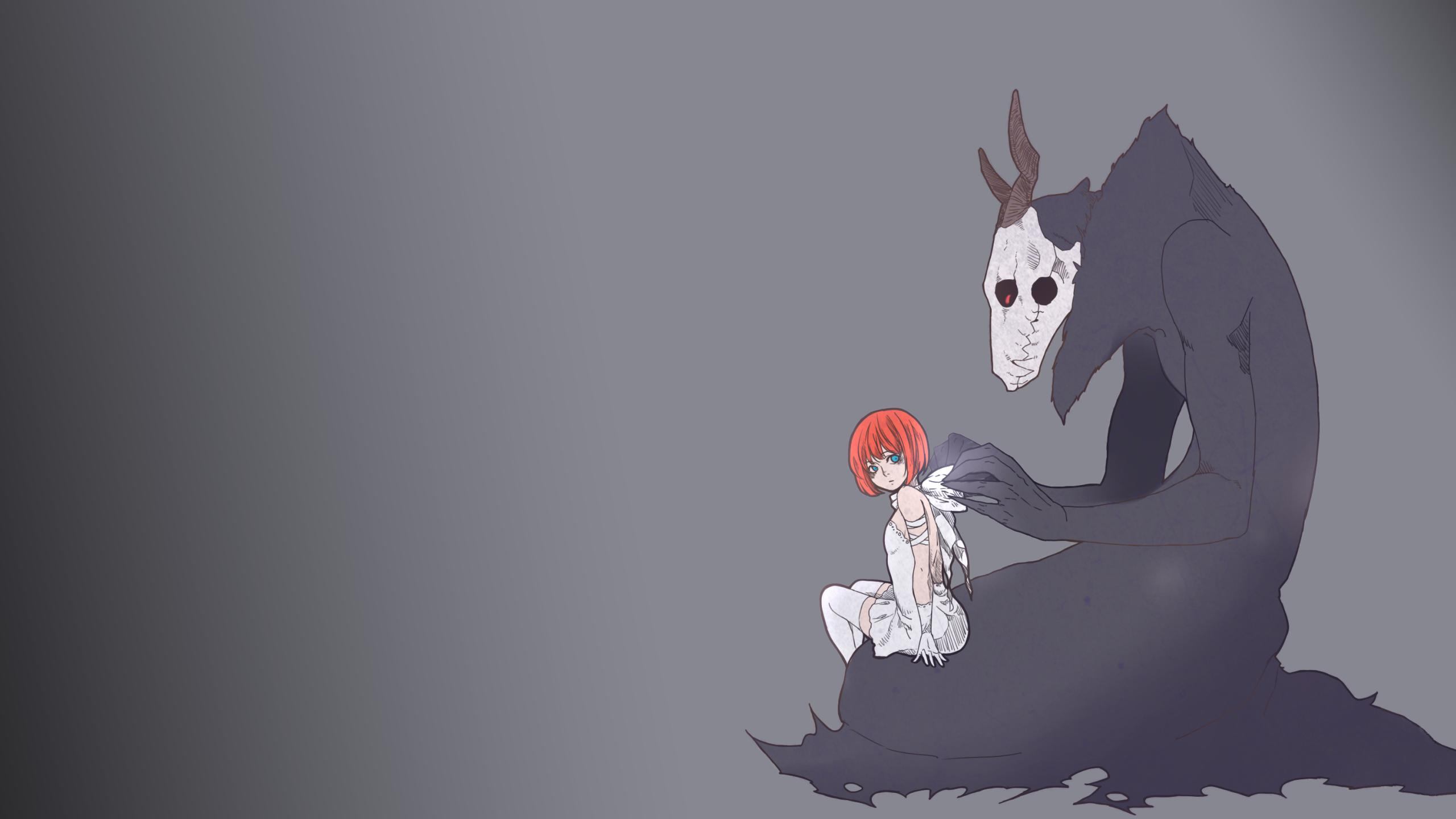 Chise Elias   The Ancient Magus Bride The Ancient 2560x1440