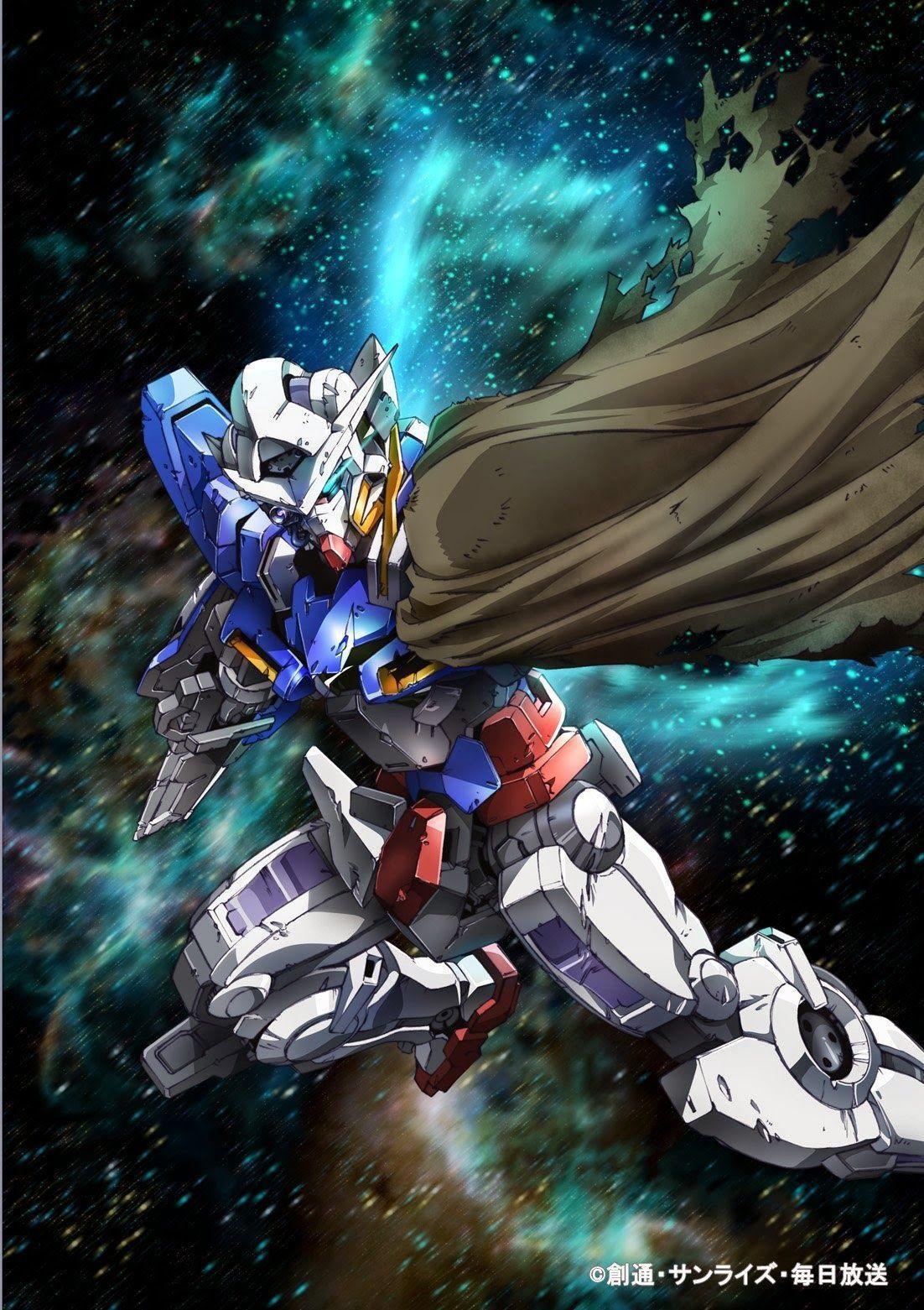 Gundam Exia Wallpapers 1102x1561