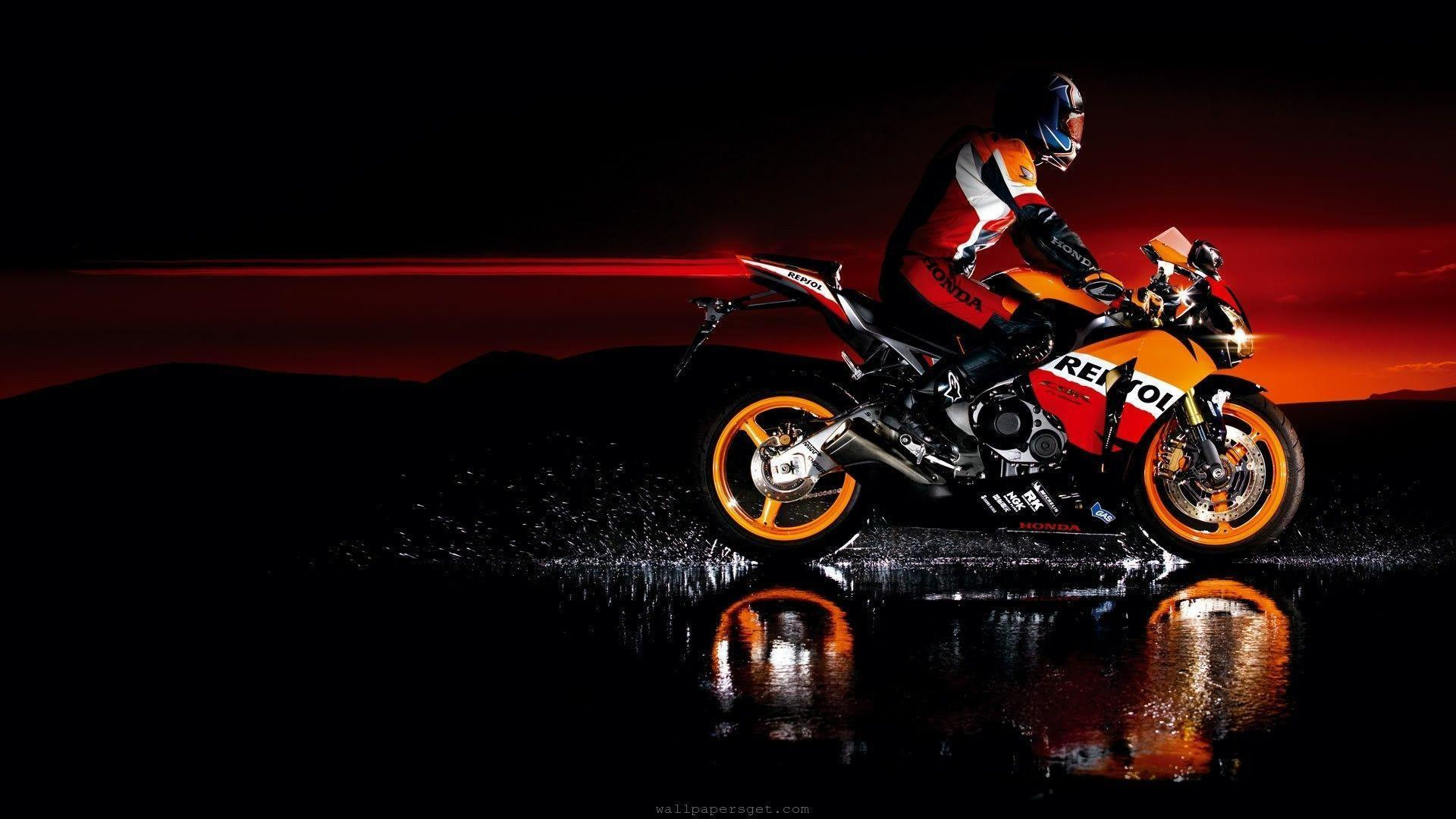 Motorcycle HD Wallpapers 1920x1080