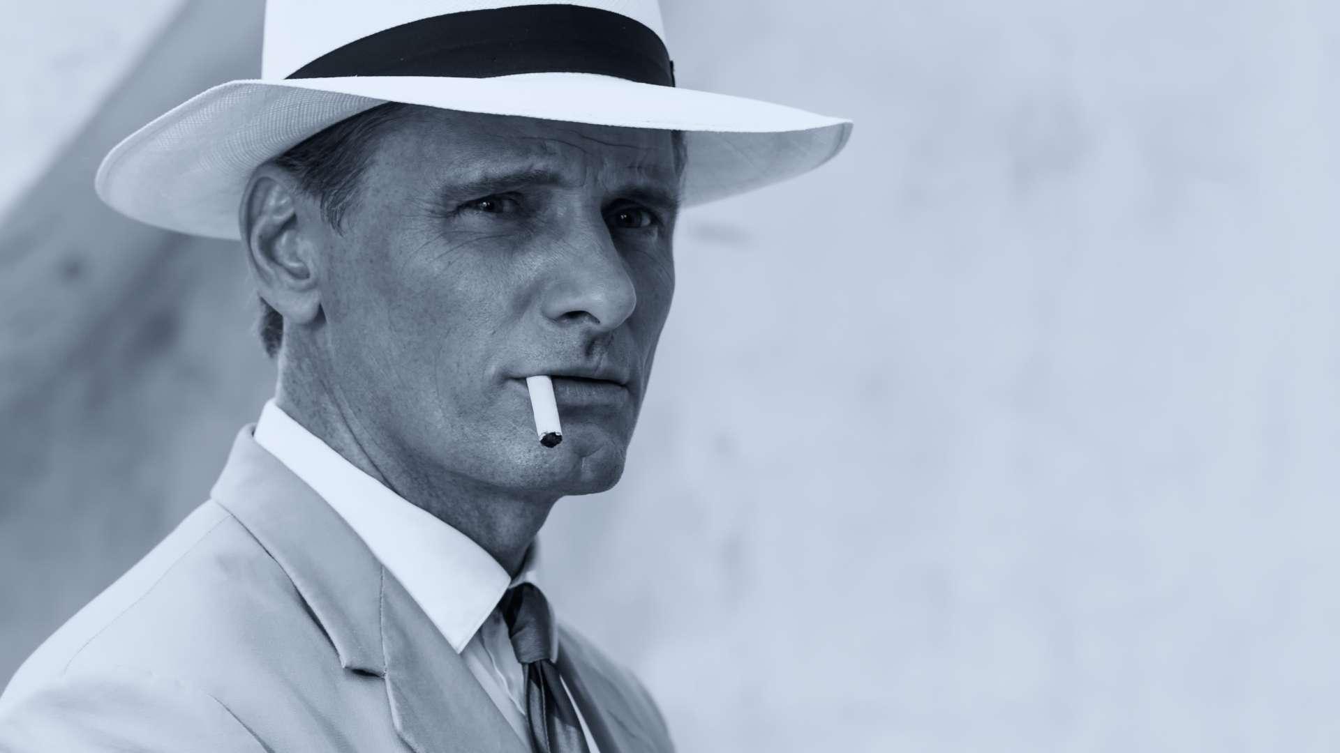 Wallpaper Hd Wallpaper Viggo Mortensen Actor Portrait Cigarette 1080p 1920x1080