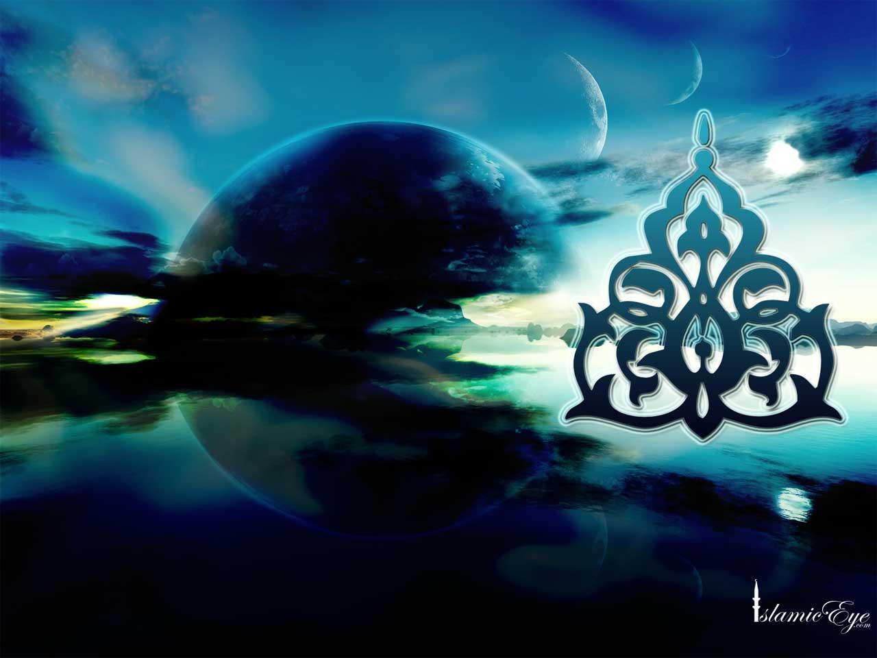 49 3d islamic wallpaper desktop wallpapers on wallpapersafari - La ilaha illallah hd wallpaper ...