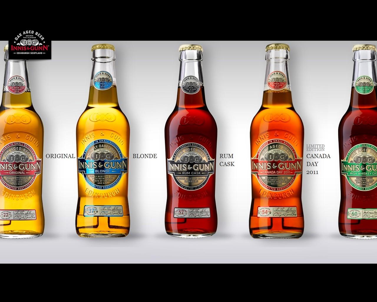 Beer Bottle Wallpaper Beers Innis Wallpaper 1280x1024