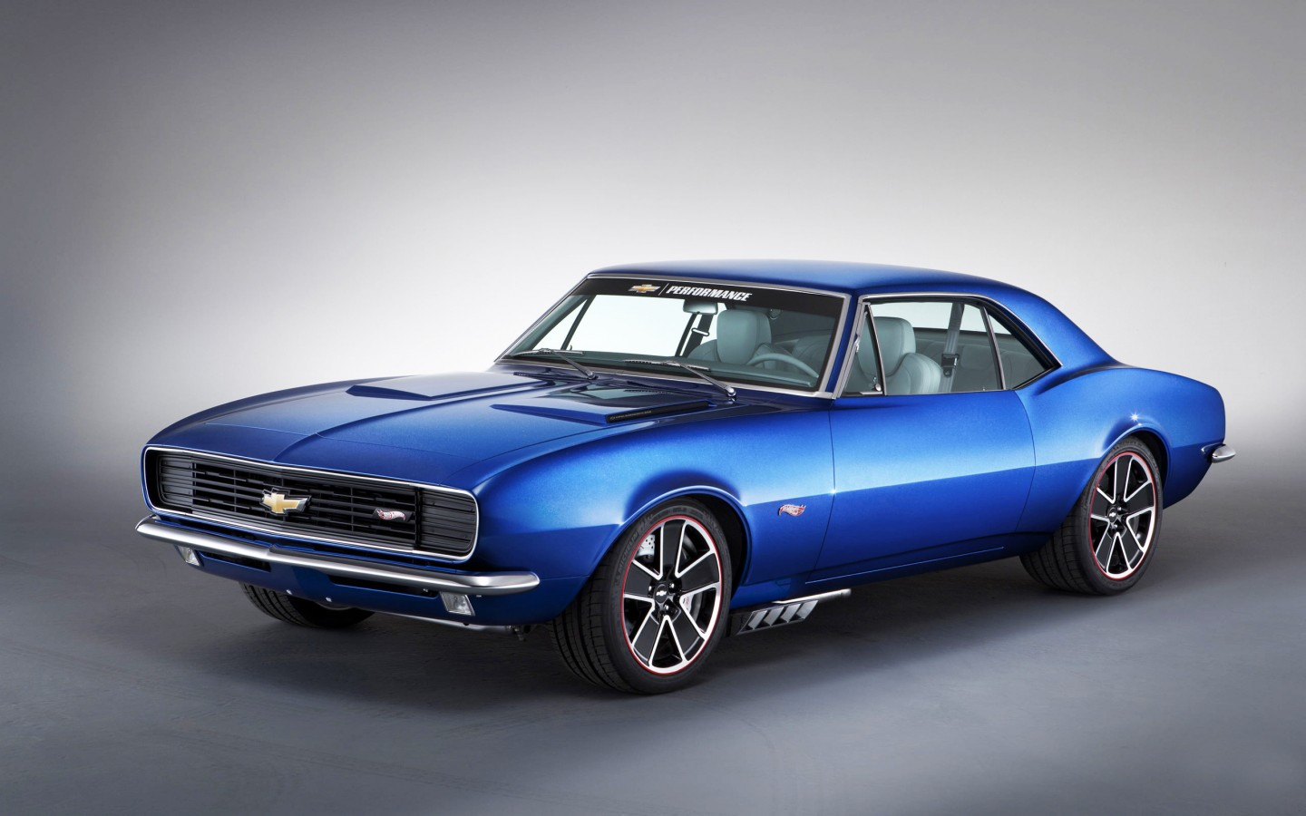 Muscle Car Camaro free hd wallpapers 1440x900