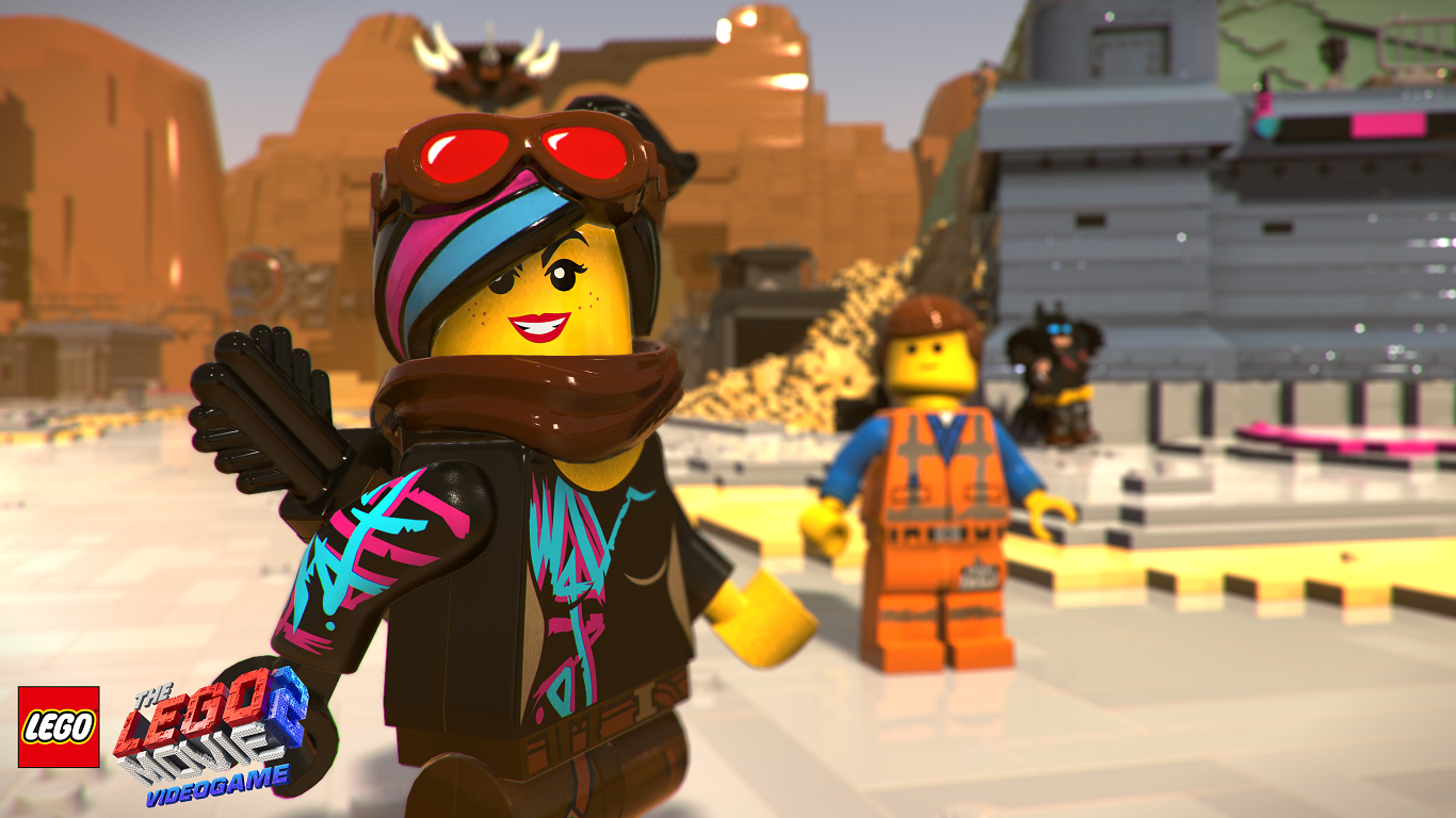 6 things we learned from the LEGO Movie 2 Videogame   GAME Media 1366x768