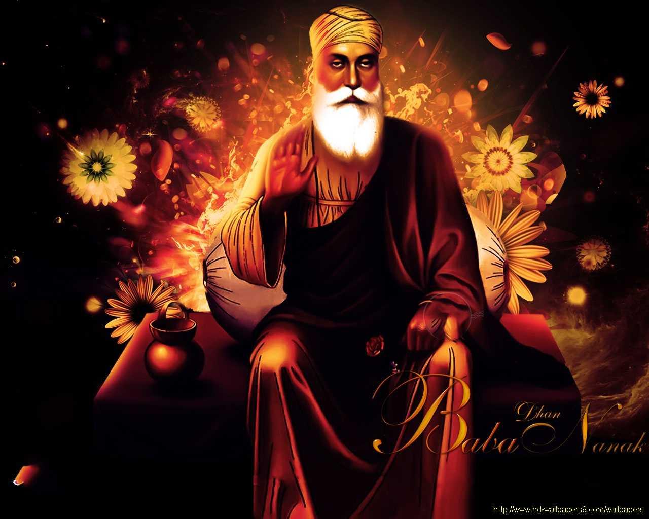 Wallpapersafari: Sikh God Wallpapers