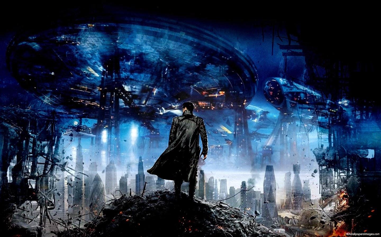 Free Download Star Trek Sci Fi Blog 3d Stid Khan Wallpaper
