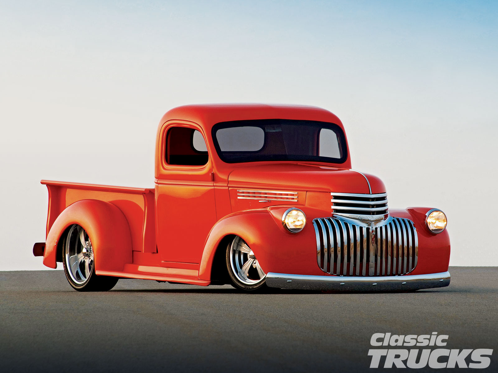 Download Old Chevy Truck Wallpaper Gallery 1600x1200