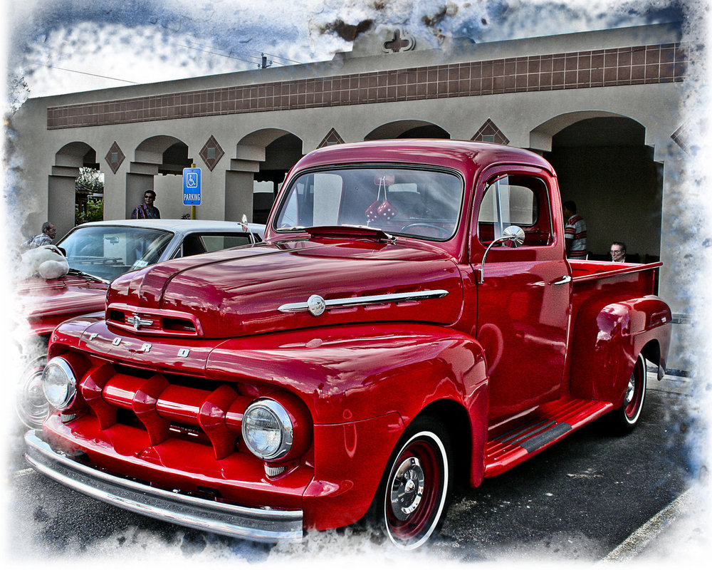 Classic Truck HD Widescreen Wallpapers 9355   Amazing 1000x800