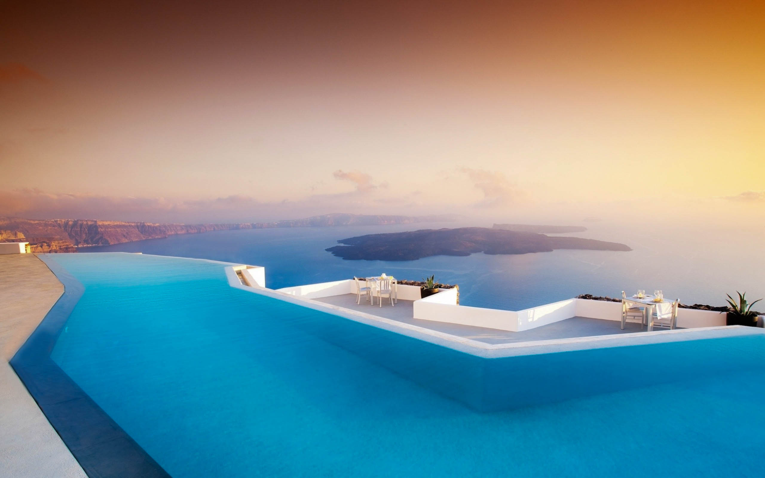 Santorini Hd Wallpaper Santorini Amazing Hd Wallpapers   Santorini 2560x1600