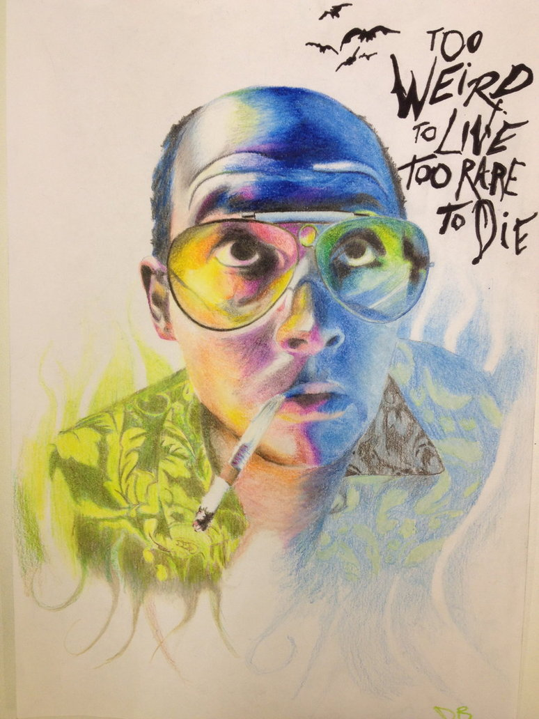 Free Download Fear And Loathing In Las Vegas By Dazzbishop