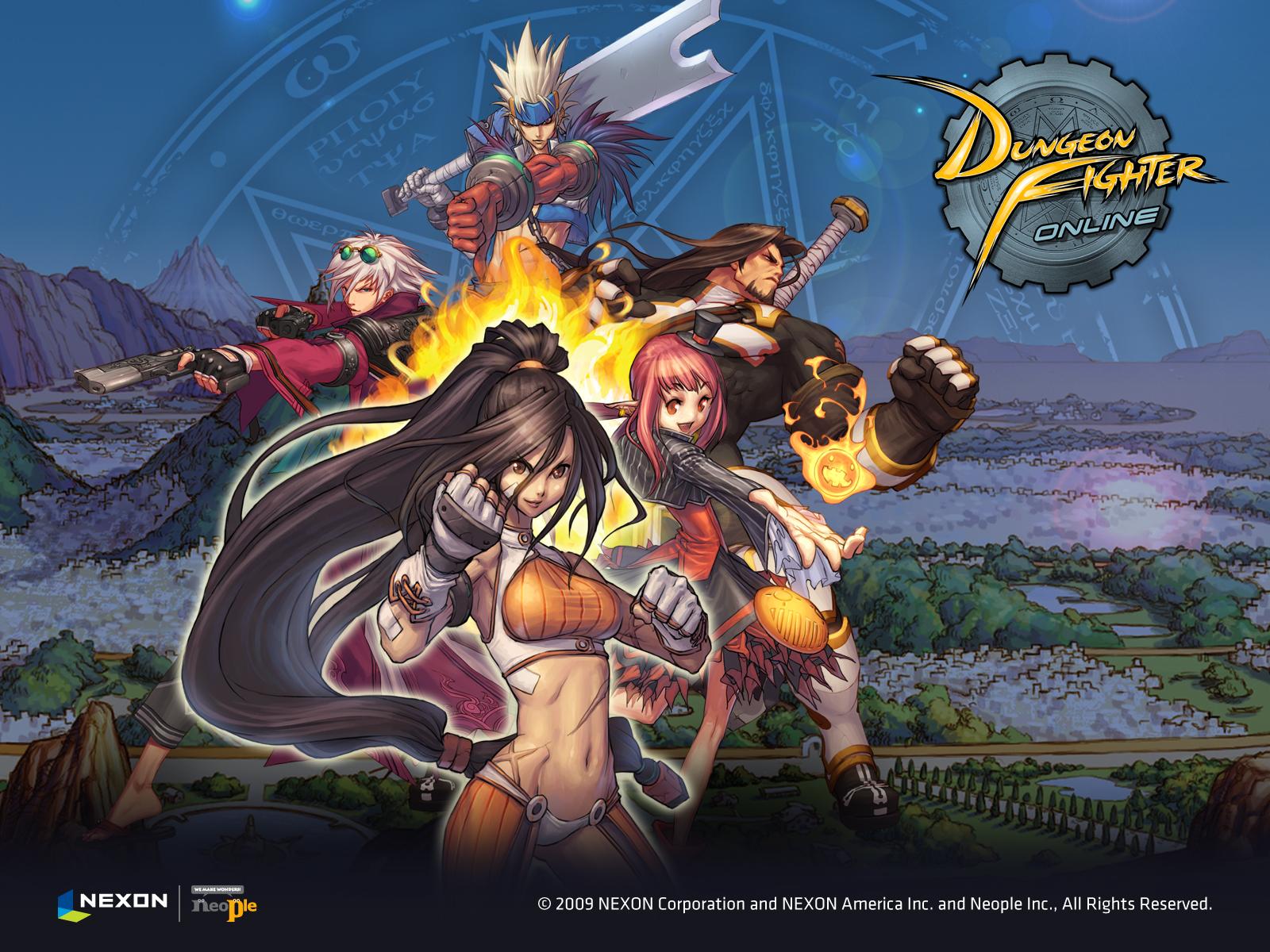 Dungeon Fighter Online Wallpapers 1600x1200