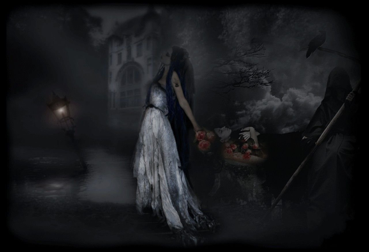 Dark Gothic Backgrounds Dark Gothic Wallpaper 1280x875