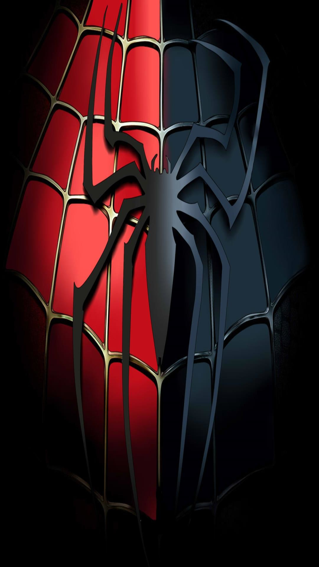 Spiderman Logo Wallpaper 67 images 1080x1920