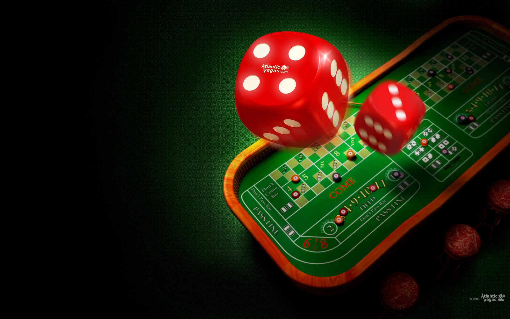 best wallpaper poker wallpaper dice wallpaper roulette wallpaper best 1680x1050