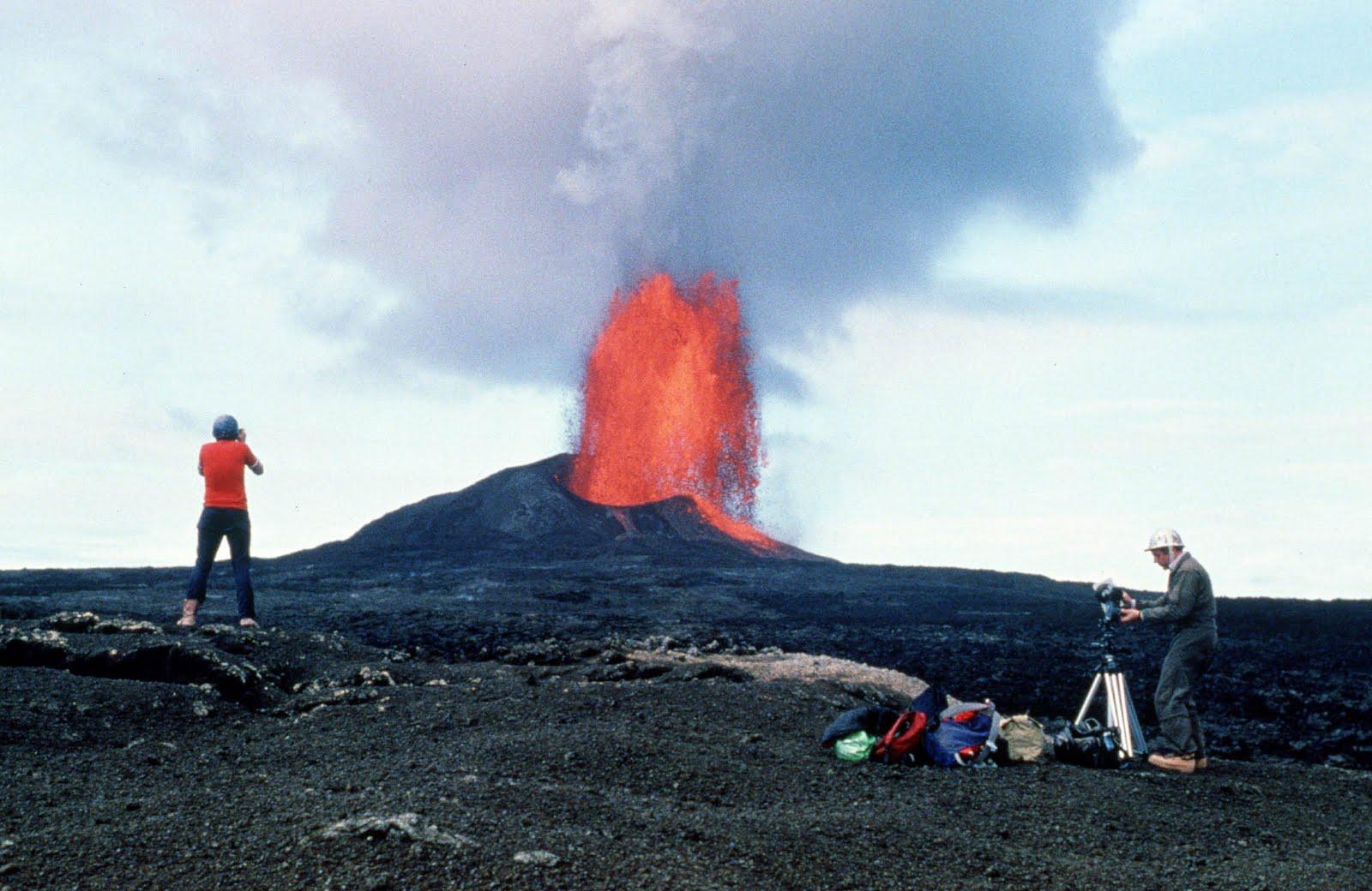 hawaii volcano kilauea eruption image Kilauea Not Erupting Viewing 1600x1040