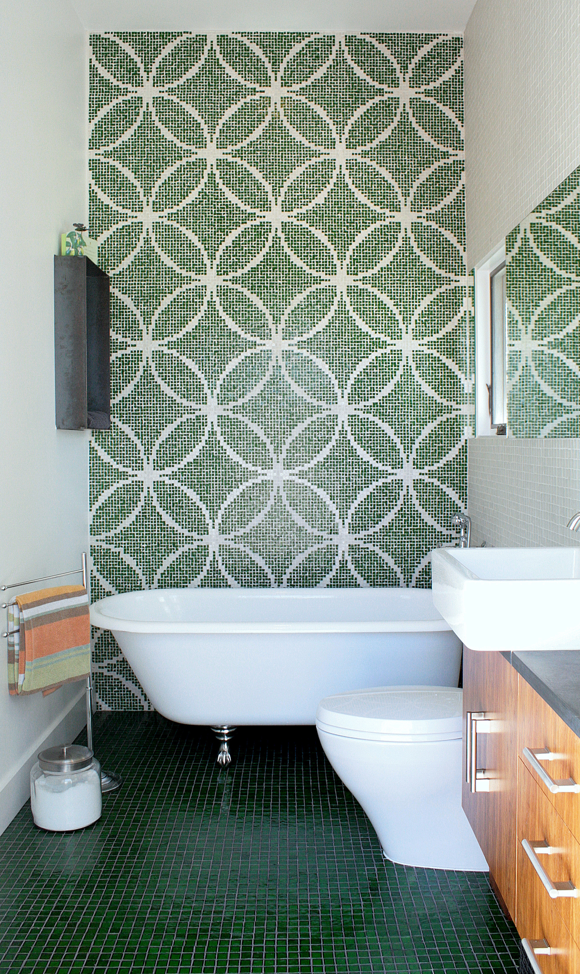 Incroyable Waterproof Wallpaper For Shower Home Safe