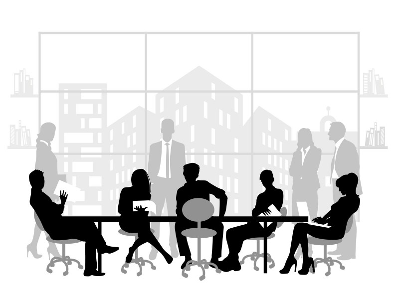 Business meeting wallpaper wallpapersafari business meeting at office powerpoint templates black blue 800x600 toneelgroepblik Choice Image