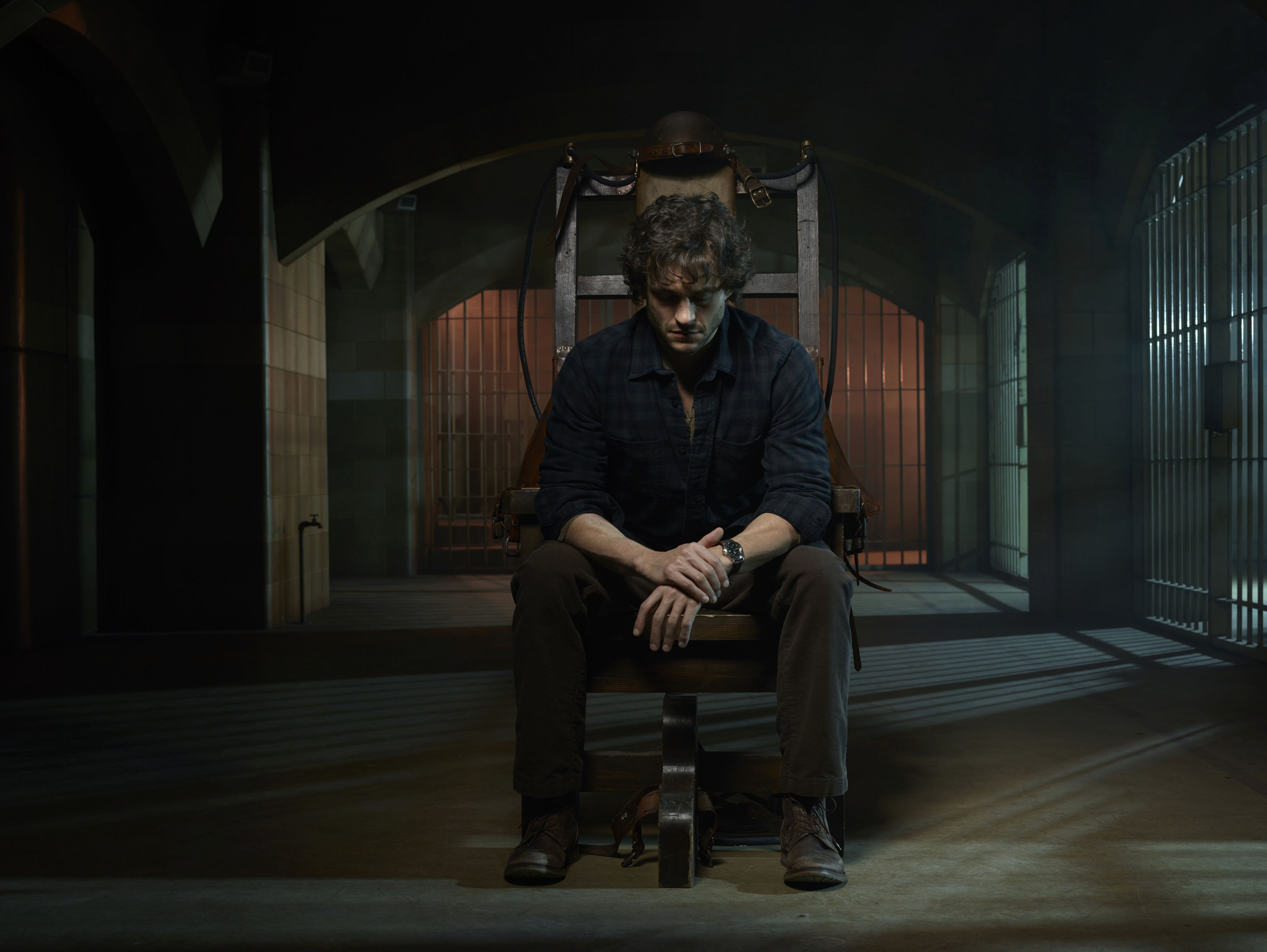 Hannibal srie TV images Hugh Dancy as Special Agent Will Graham 3543x2662