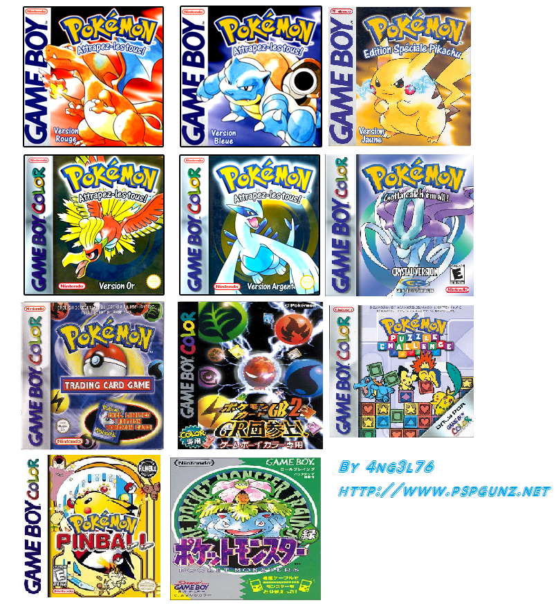 pokemon gameboy wallpaper - photo #31