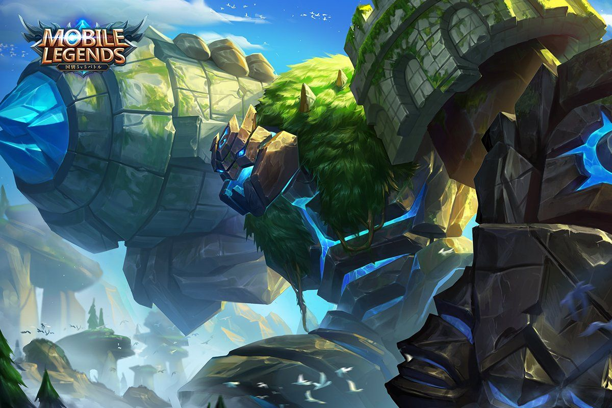 Free download Grock Mobile Legends Wallpaper HD