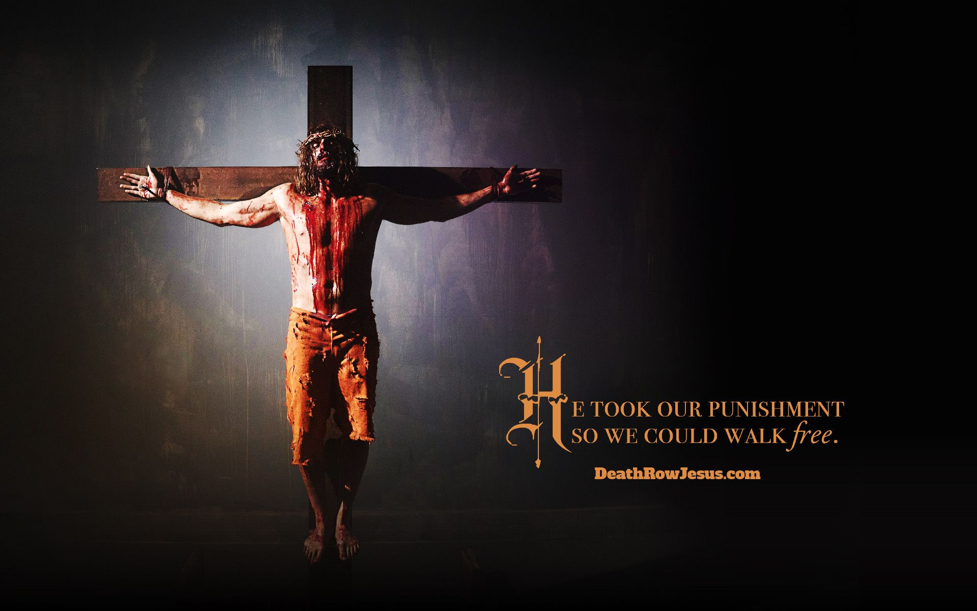 Jesus Crucifixion Wallpapers 1920x1200