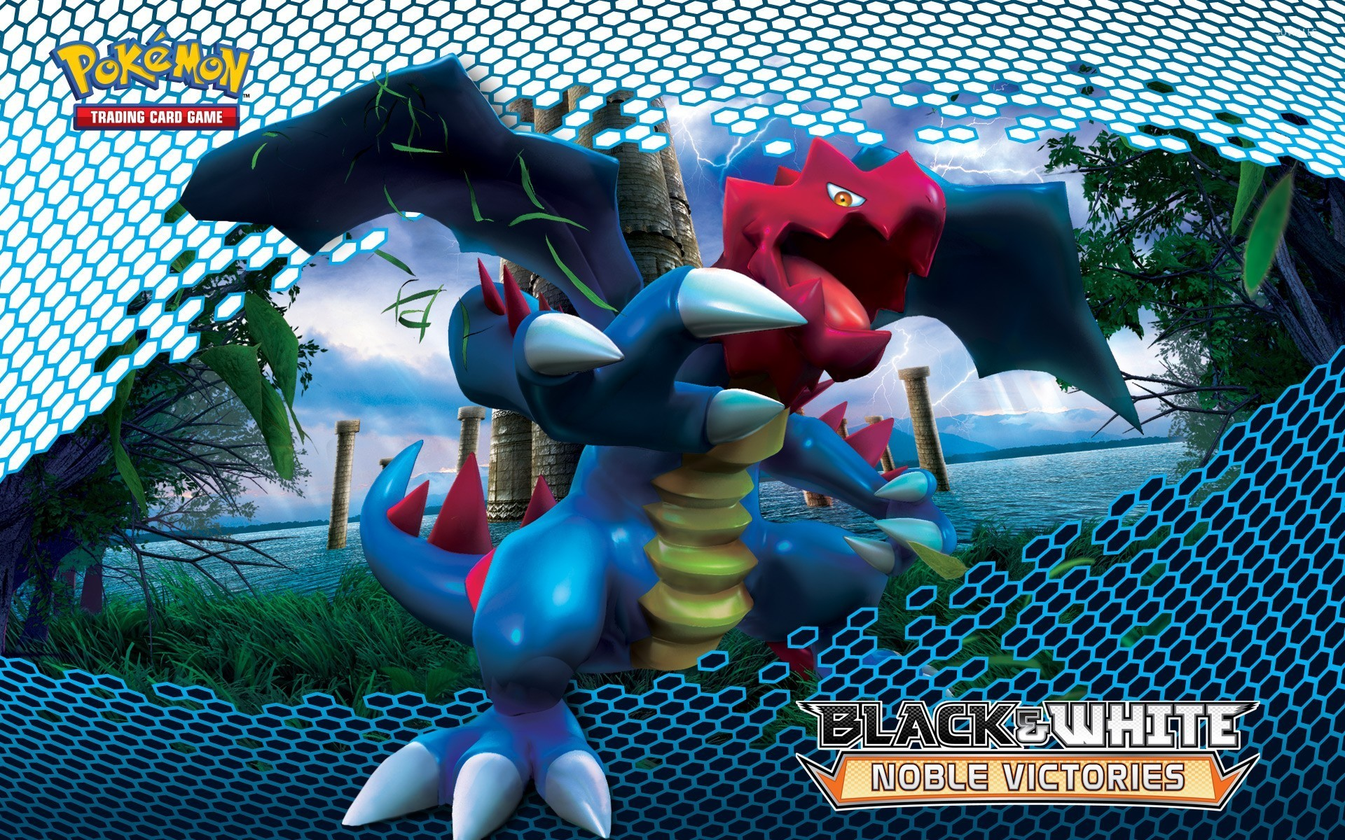 Druddigon   Pokemon wallpaper   Game wallpapers   41606 1920x1200