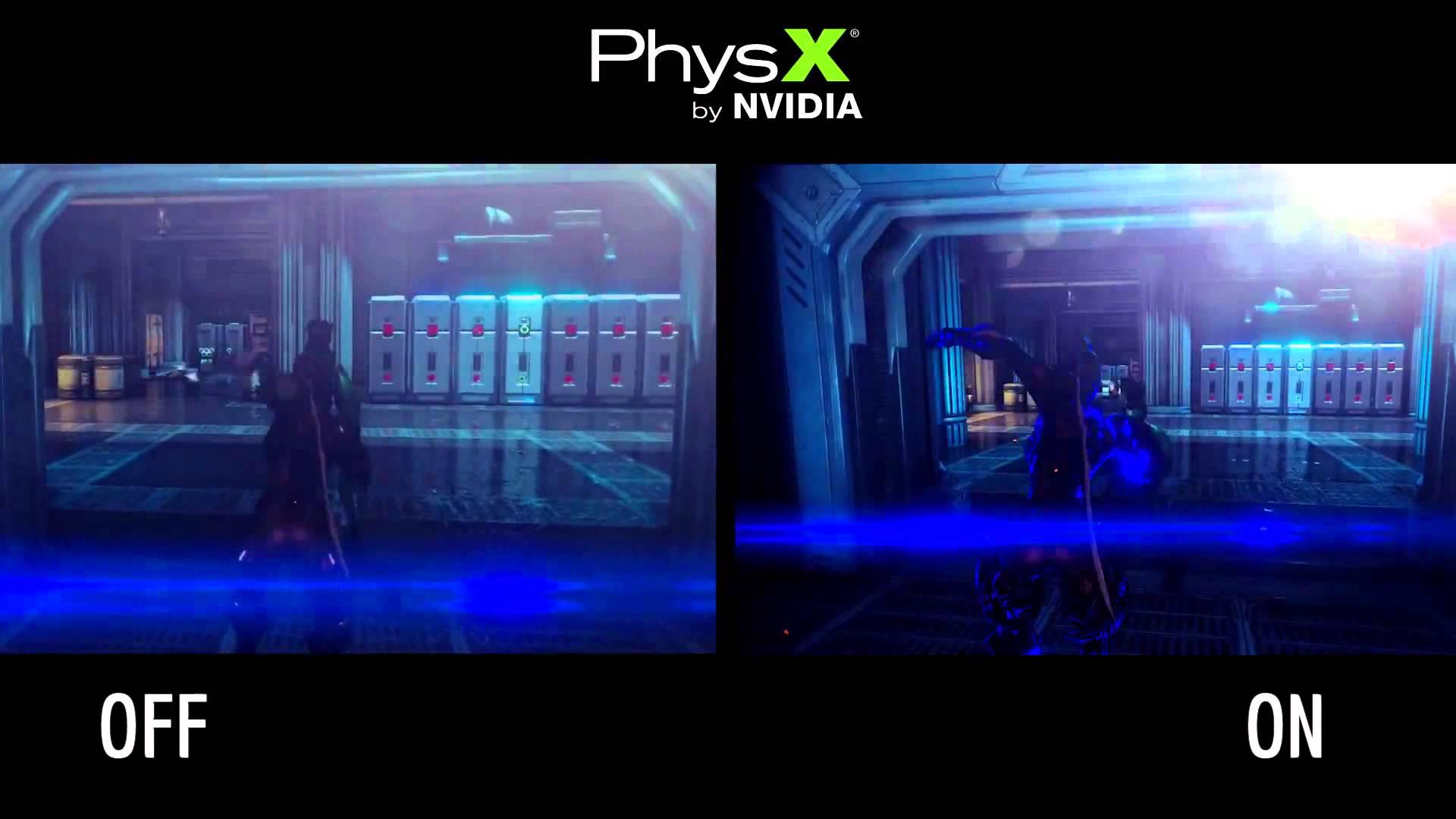 Warframe PhysX Trailer HD 1080P 1920x1080