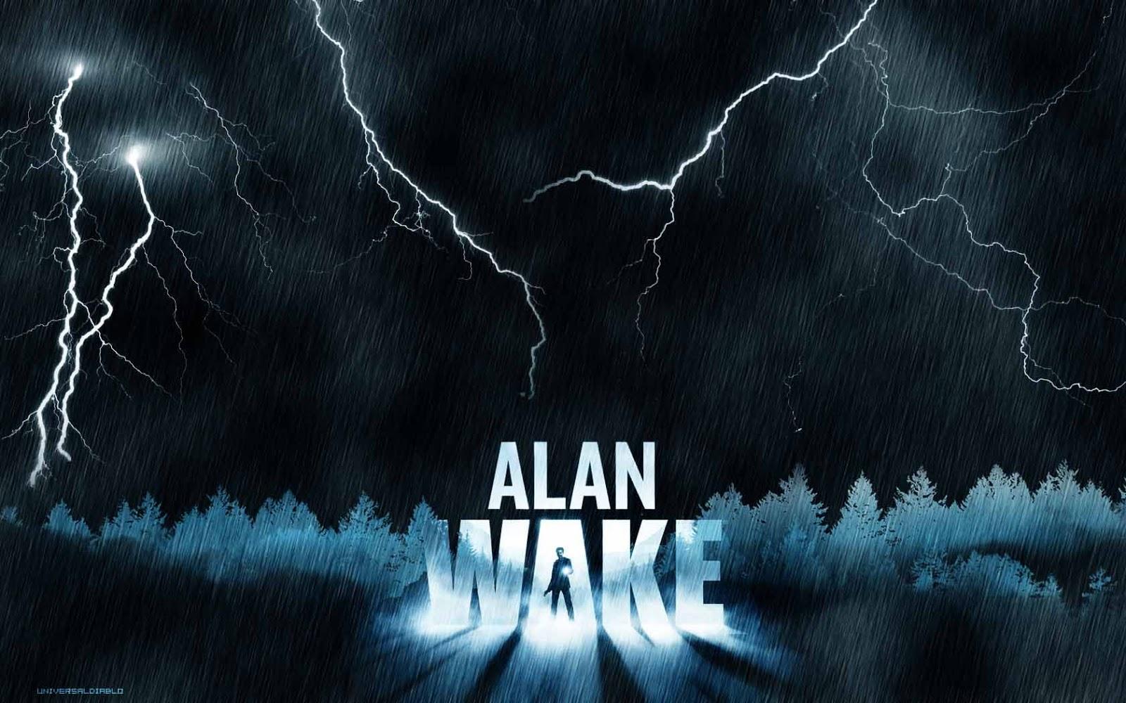 HQ Wallpapers Alan Wake Wallpapers 1600x1000