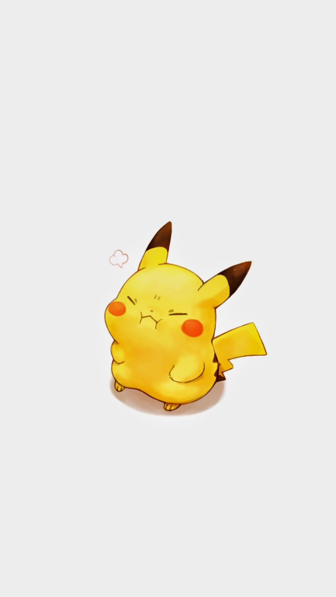 Pin by Cocoy Villa Cute pikachu Chibi 1080x1920