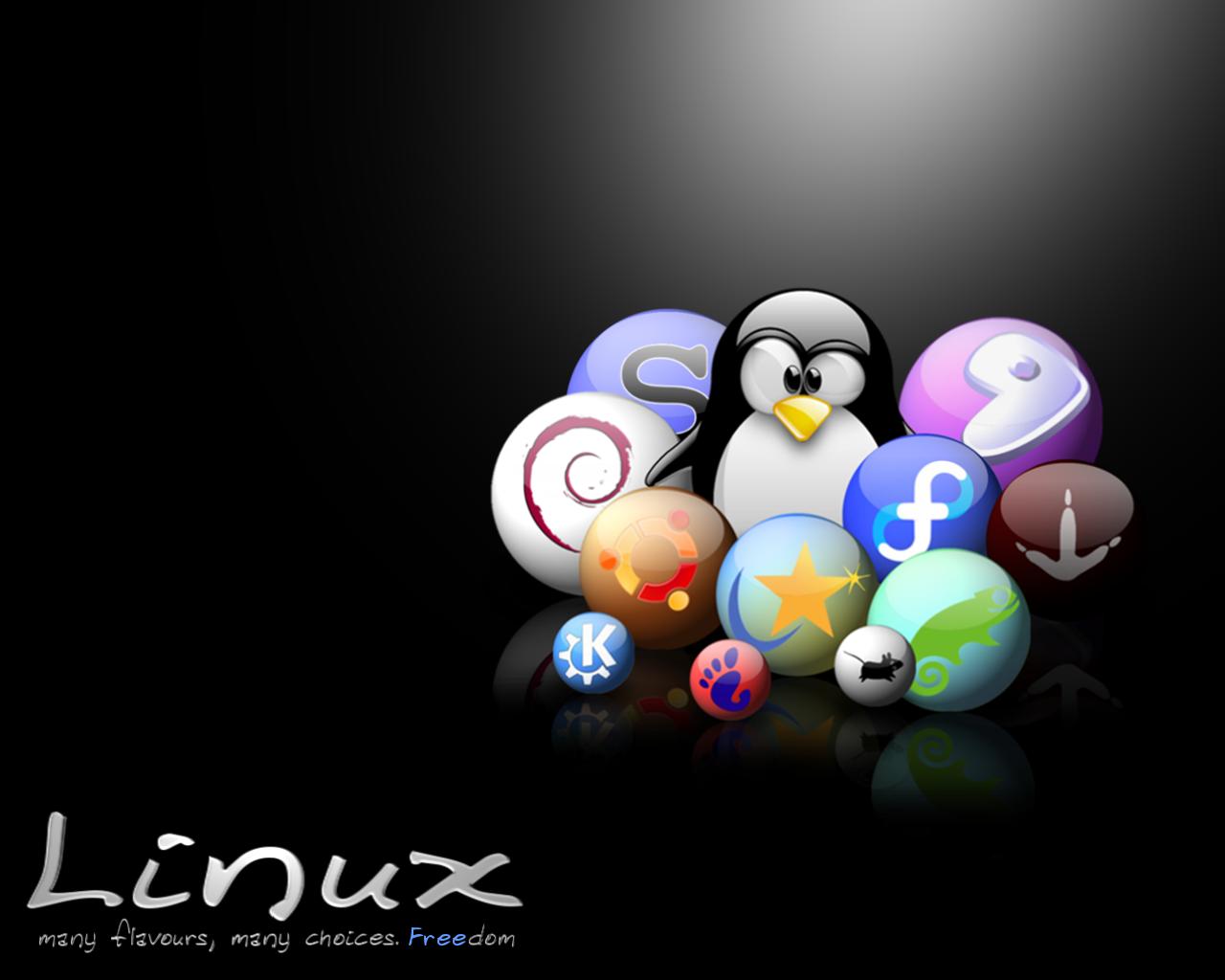 Linux LinuxByte 1280x1024