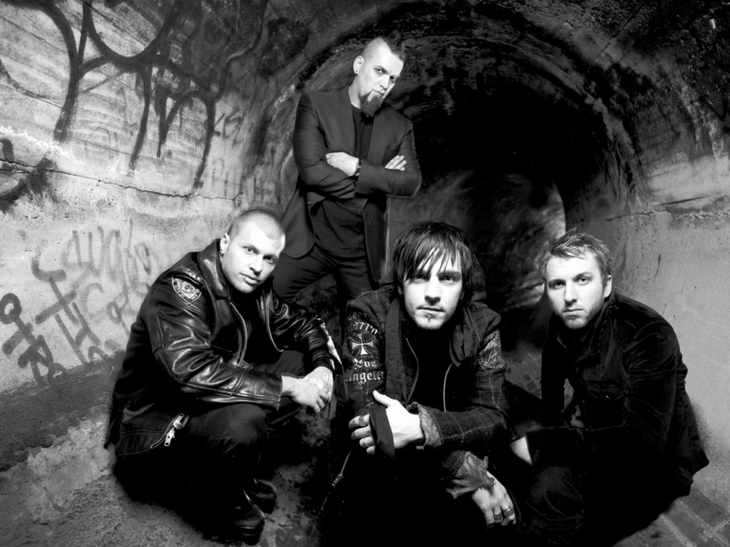 Three Days Grace Wallpapers HD Download 1024x768