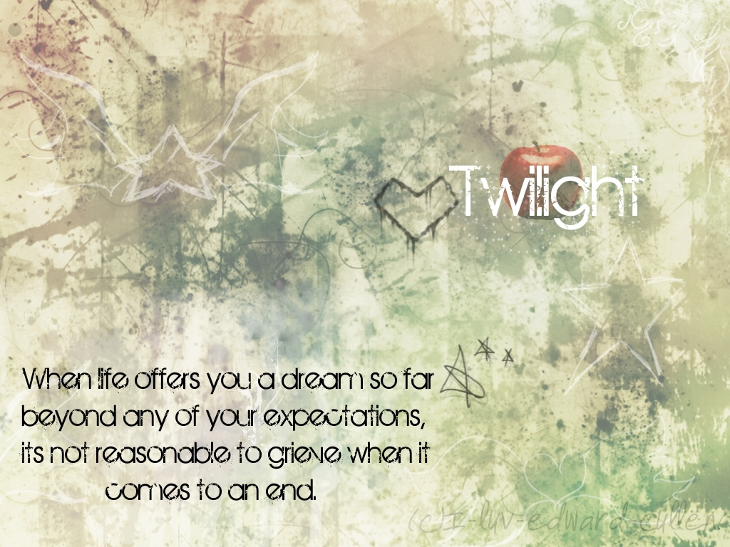 Backgrounds   Twilight Quotes Wallpaper 4807620 1024x768