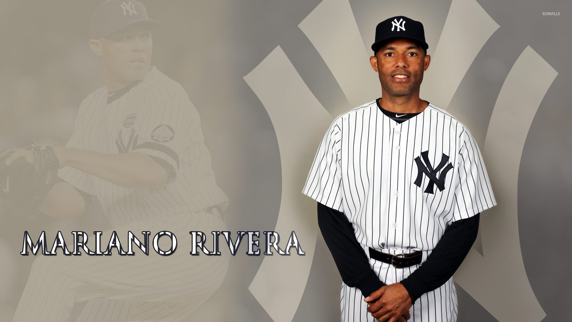Mariano Rivera wallpaper - Sport wallpapers - #19708