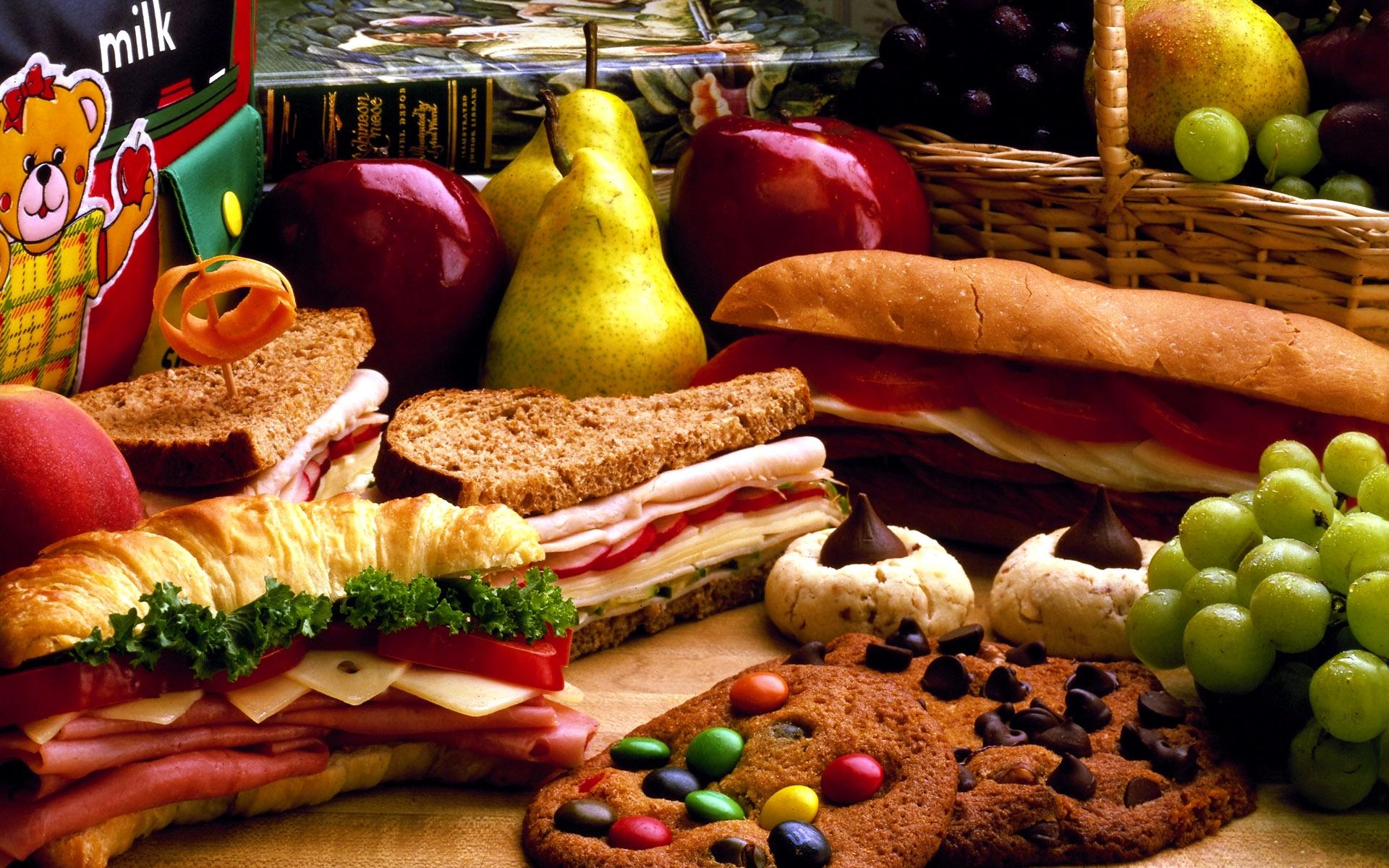 Food Desktop Wallpapers FREE on Latorocom 1920x1200